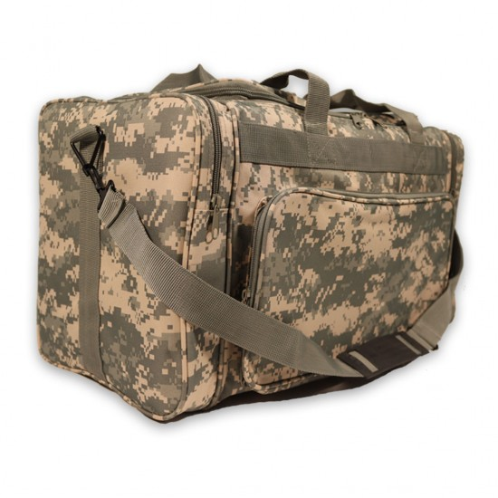 "22"" Army Camo Duffel"