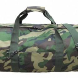 Camo Roll Bag