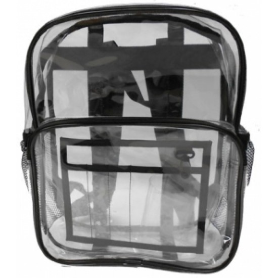 Heavy Duty Clear Backpack