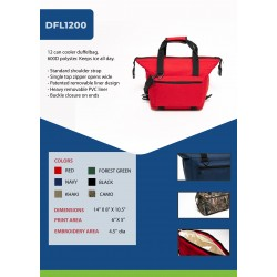 Khaki Cooler 12pack